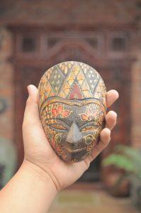 masker of ware gezicht